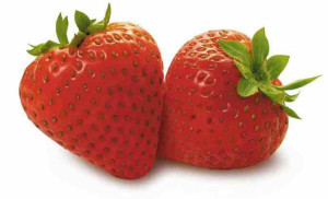 Strawberries are very tasty and also very high in natural antioxidants