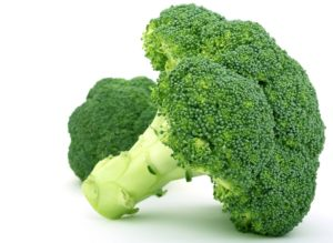Broccoli contains a number of vitamins and minerals