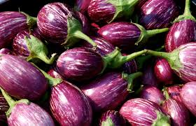Eggplants may help lower bad cholesterol