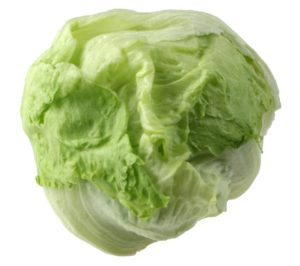 Lettuce contains both quercetin and lutein