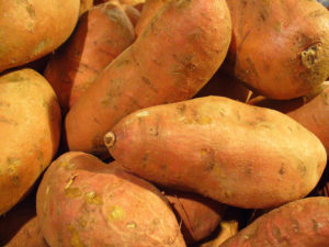 Sweet potatoes are loaded with vitamins, minerals and antioxidants