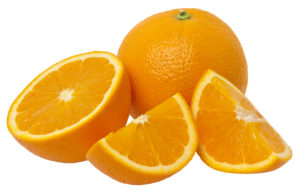 Oranges are loaded with Vitamin C