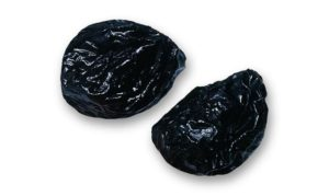 Prunes also contain high levels of Vitamin K and potassium