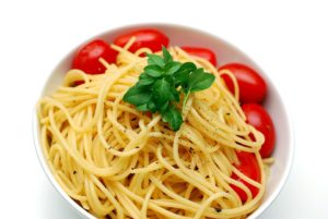 Pasta is another excellent source of carbohydrates