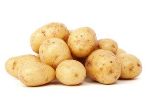 Potatoes help keep your purine levels low